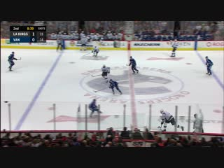 Nhl 2018-2019 / rs / 27.11.2018 / los angeles kings - vancouver canucks