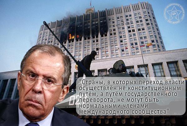 Когда противники путинского режима будут понимать, что у них в тылу есть Украина - они будут действовать смелее, - журналист Евгений Киселев - Цензор.НЕТ 7536