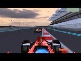Санрайз Ф1 АСЦ 2013. Обзор Гран-при Абу-Даби / Sunrize F1 ASC Abu Dhabi 2013