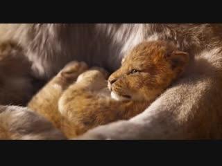 Король Лев - официальный трейлер Рифмы и Панчи