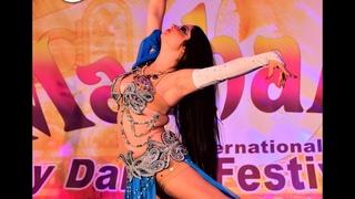 Gana El Hawa, Maryem Bent Anis - Belly Dance clip, Marhaba 2017