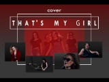 Fifth Harmony - Thats My Girl (cover by Black Cat Studio)