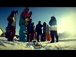 Сноуборд школа, базовый фристайл 1/2014