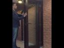 """Складная дверь """"Гармошка»"""