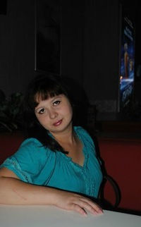 Дарья Аншакова, 26 июля 1991, Харабали, id176794109