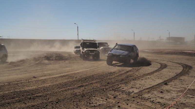 P6230318 «Dusty weekend» («Пыльный уикенд») Астрахань 2018 г.