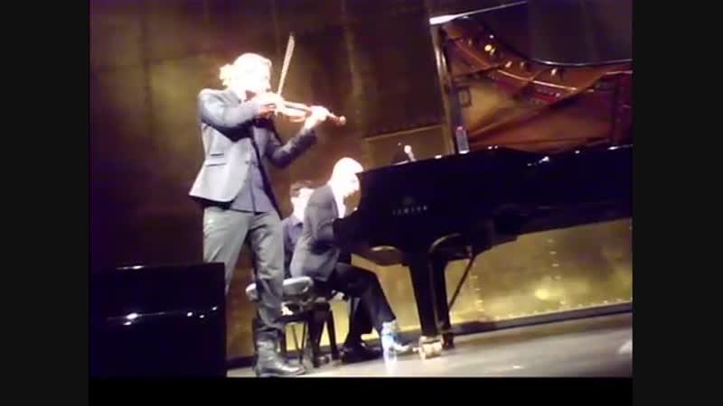 D.Garrett, J.Quentin, Regenliedsonate, Teil3, J.Brahms Nr1 G-Dur,op.78, Allegro molto moderato_22.03.15