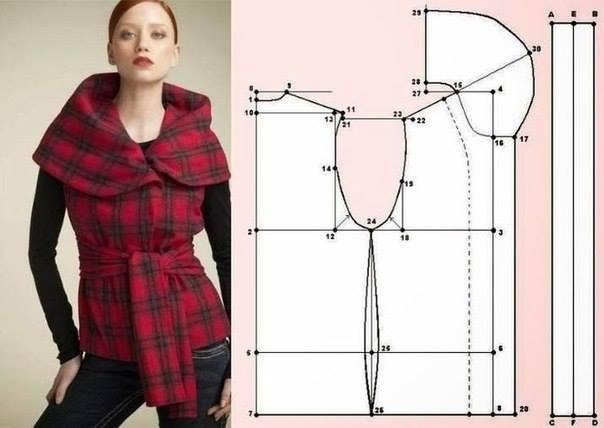 Шьем одежду для женщин