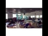 А Вы были на групповой тренировке Здоровая спина⁉️🤔отличное занятие, которое поможет выработать правильную осанку и укрепить м