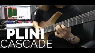 Plini | Cascade Guitar Cover + TAB!