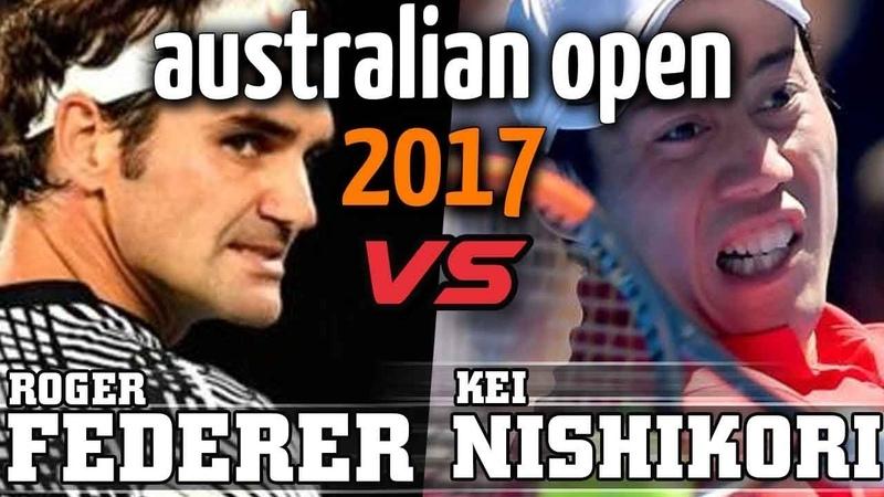 ♦ AO Classic - Serie 6 - ESPN HD 60fps ♦ Federer v. Nishikori - Australian Open 2017 R4 Highlights » Freewka.com - Смотреть онлайн в хорощем качестве