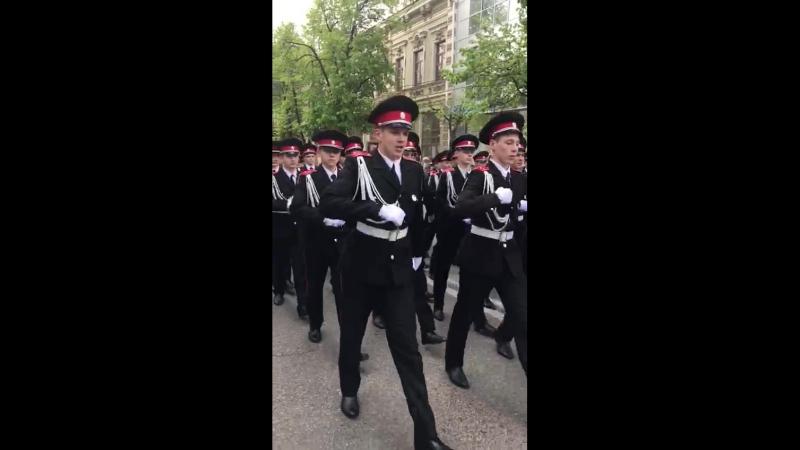 парад ККВ