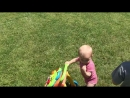 The Dillard Family Enjoys Flying A Kite Together May 2018.mp4