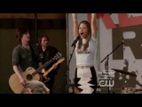 The Goo Goo Dolls performing Rebel Beat on 90210