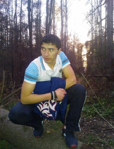 Просто Антон, 1 декабря , Москва, id198936205