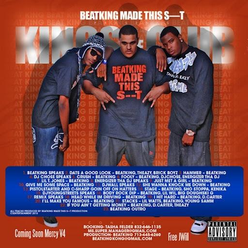 Beatking альбом Kings of the Club