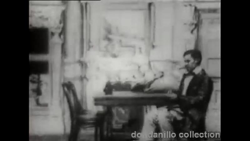 Sherlock Holmes Baffled/Озадаченный Шерлок Холмс, 1900