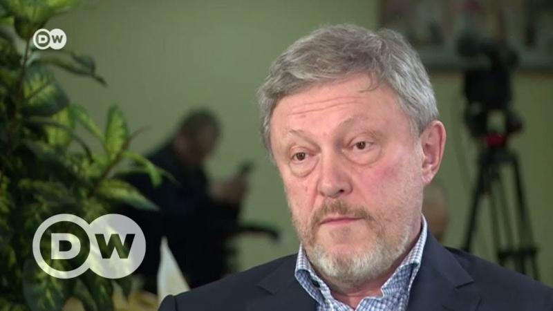 Интервью с Явлинским: Путин всем угрожает ядерным оружием. У россиян есть возможность решать, как им жить дальше
