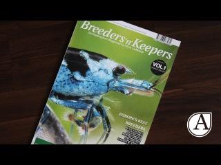 Breeders'n'Keepers - Новый журнал про аквариумных креветок