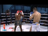 Cristian Milea vs Cedric Manhoef - SUPERKOMBAT New Heroes Carrara Italy 03.11.2013