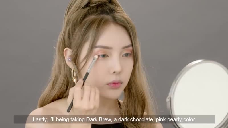 Uncovering by PONY X MAC (With Subs) 포니 X 맥 파우더 키스 립스틱을 활용한 룩