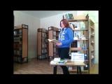 Посвящается Всемирному Дню поэзии. Катаева Дарья читает стихотворение Е.Бунтова