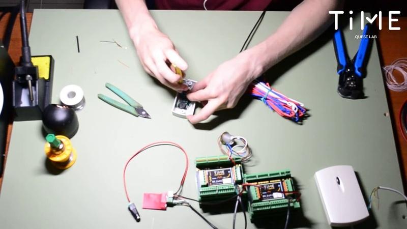 Электроника для квеста. Подключение RFID считывателей