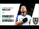 Dynamo Kiev 1-0 Olympiacos (3-2 agg.): Europa League Recap with Highlights, Goals and Best Moments