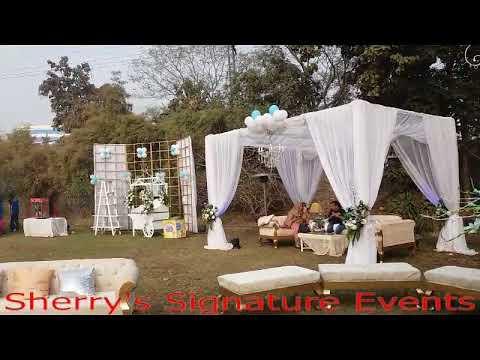 Sherry's Signature Events Flower Arrangement P 10