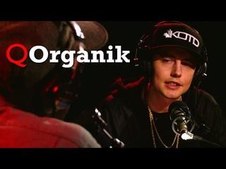 King of the Dot founder Organik in Studio Q (2015)