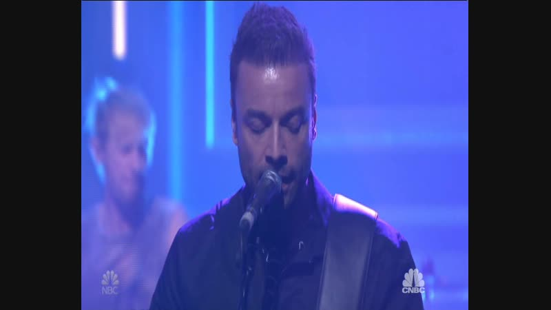 Muse - Pressure (The Tonight Show Starring Jimmy Fallon - 2018-11-13)