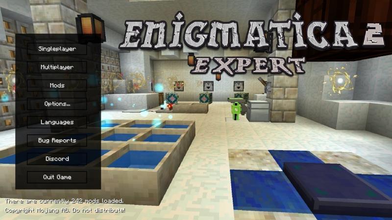 Minecraft Enigmatica 2 Expert Часть 04 Нашествие голодных хомячков