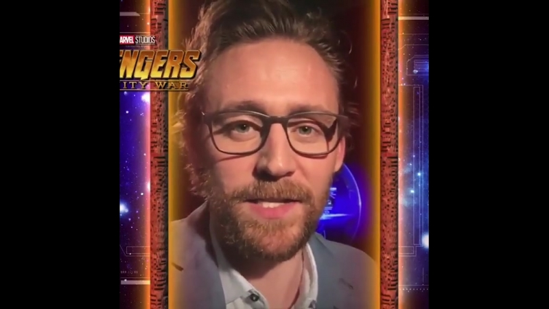 Tom Hiddleston has a message just for GMA