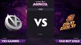 [RU] Vici Gaming vs Old but Gold, Game 1, StarLadder ImbaTV Dota 2 Minor Playoff