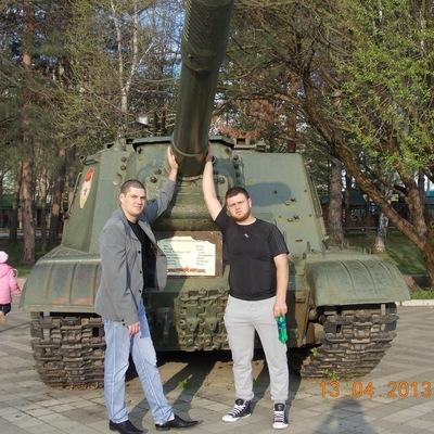 Григорий Коробов, 5 октября 1983, Курганинск, id140374218