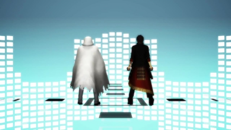 【MMD刀剣乱舞】大倶利伽羅と山姥切国広でWAVE