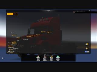 ETS 2 Карта Минск-Москва-Крым V4.4 2800 км ч2