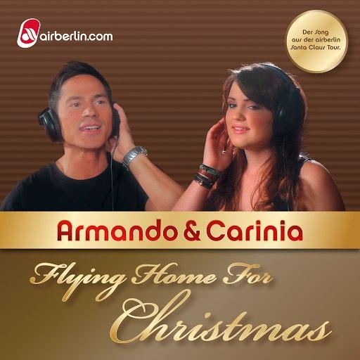 Armando альбом Flying Home for Christmas