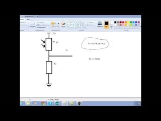 Arduino video lessons. 6 урок (Arduino + фоторезистор)