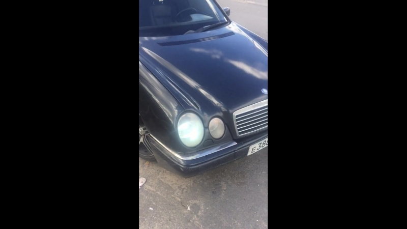 Mersedes Benz Е класс 1998г 2 8АТ