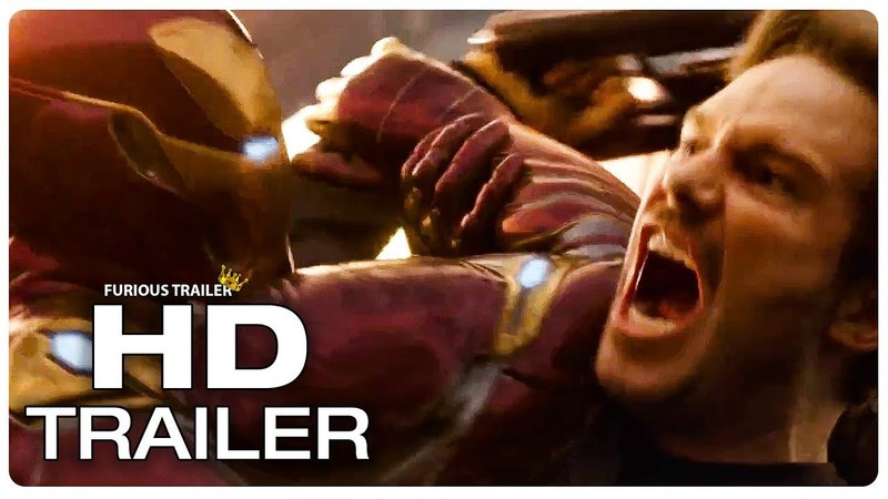 AVENGERS INFINITY WAR Iron Man Vs Star Lord Trailer (2018) Superhero Movie Trailer HD
