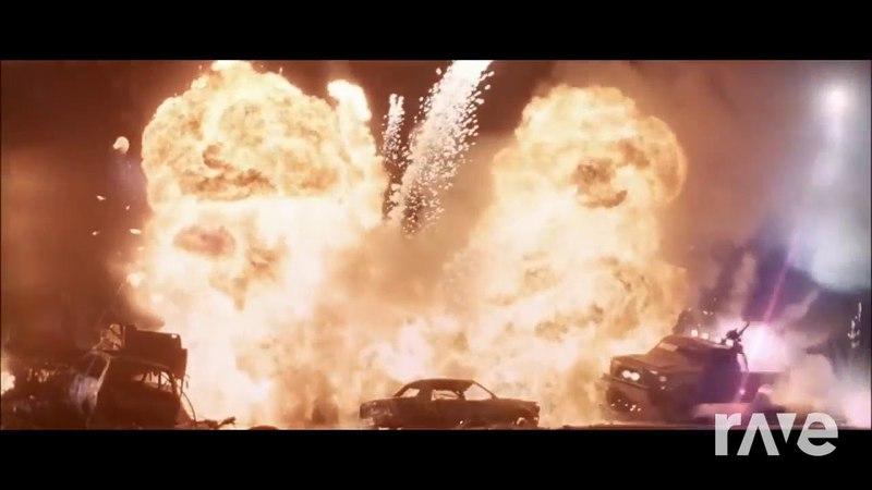 Робот-Долбоеб Scene - Terminator 2 Красная Плесень | RaveDJ
