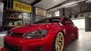 【CSR2】Golf GTI Rocket Bunny, shift tune for 8.89x (2 tunes)