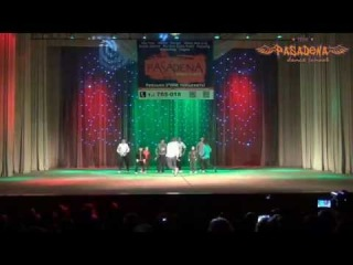Pasadena dance school г.Николаев - 13,06,2014 Закрытие сезона Ч.1.
