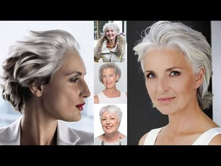 Gorgeous Pixie Hairstyles for Women Over 50 - Short Hairstyles and Haircuts in 2019