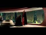 Star Wars Revenge of the Sith - Anakin transforms into Darth Vader