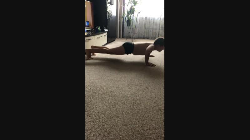 Как я тренируюсь