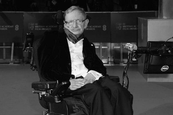 Умер 76-летний физик-теоретик Стивен Хокинг