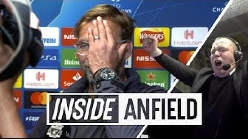 Inside Anfield PSG [18.09.18]
