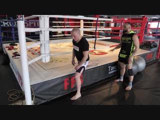 SLs Тренировка гибкости для ударов ногами! 5 упражнений на гибкость бедер и таза от